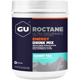 GU Energy Roctane Ultra Endurance Energy Drink Mix Box 780g, Summit Tea